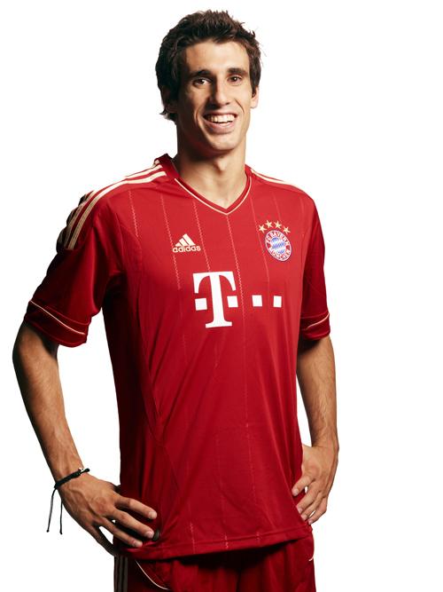 Camiseta FC Bayern München Javier Martínez