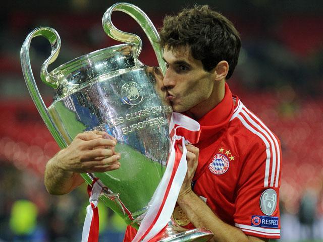 Javi Martínez, Campeón de Europa con el Bayern (25-05-13)
