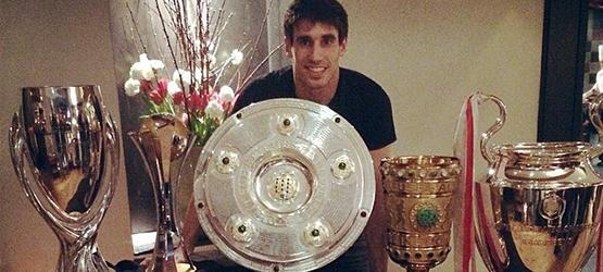 Javi consigue su sexto título con el Bayern