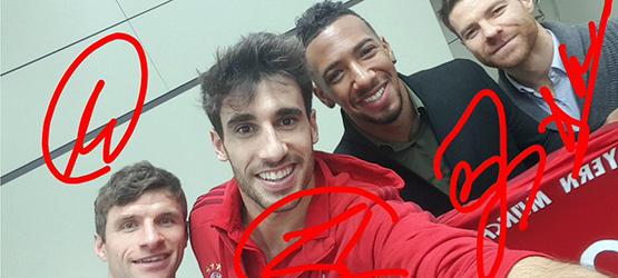 Javi amplía con el Bayern hasta 2021