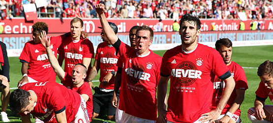 Javi alza su cuarta Bundesliga (1-2)