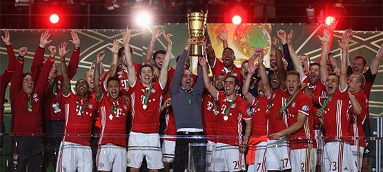 La Copa también es del Bayern (0/4-0/3)