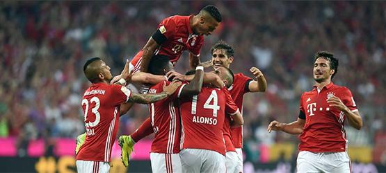 El Bayern arrolla en su estreno (6-0)