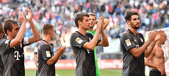 Justa victoria en Hamburgo (0-1)