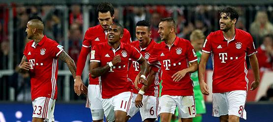 Merecido 2-0 del Bayern al Gladbach