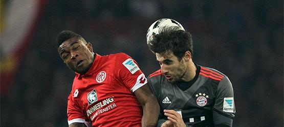 El Bayern vence en Mainz (1-3)