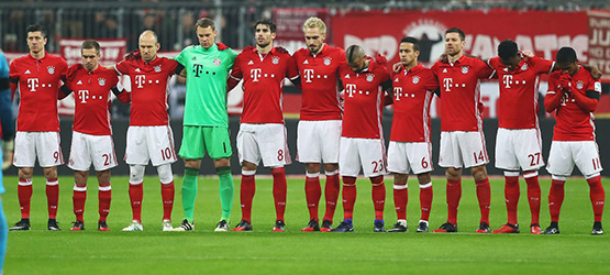 El Bayern acaba el 2016 líder (3-0)