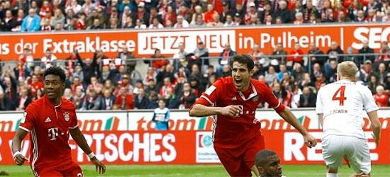 3:0 in Köln! Bayern bauen Tabellenführung aus