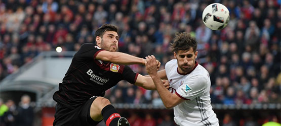 Stalemate for Reds in Leverkusen (0-0)