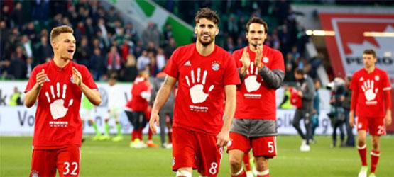 Javi five time Bundesliga winner (0-6)