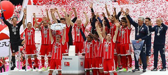 Big joy and farewell in Munich