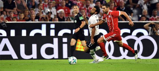Bayern verliert gegen Liverpool (0:3)