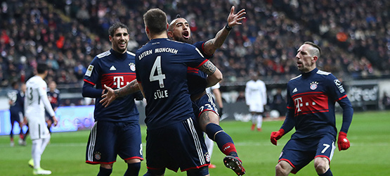 Reds edge out feisty Frankfurt (0-1)