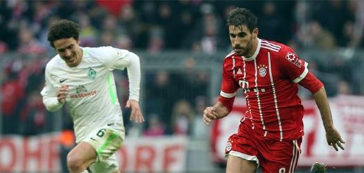 Bayern ringen Werder nieder (4:2)