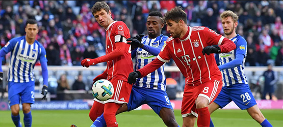 Reds held at home by Hertha (0-0)