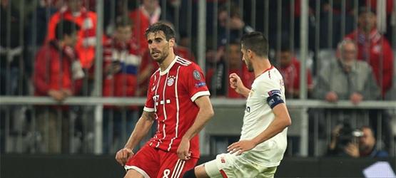 Bayern steht im Halbfinale (0:0)