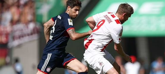 Bayern rewarded for rousing fightback (1-3)