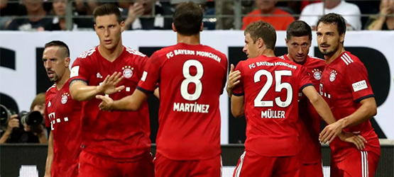 On-fire Bayern get Supercup triumph (0-5)