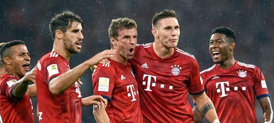 Inicio con Victoria para el Bayern (3-1)
