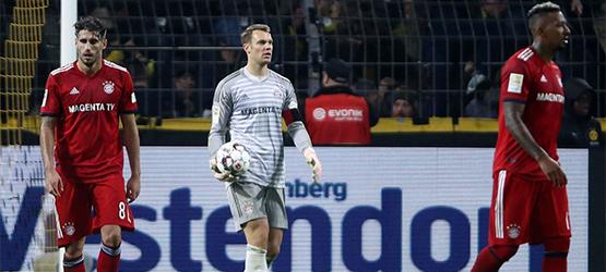FCB verliert Spitzenspiel in Dortmund (3:2)