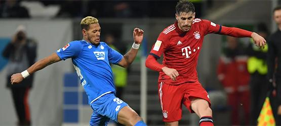 Victoria y récord para Javi en el regreso de la Bundesliga (1-3)