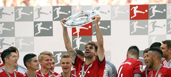 100 victorias en 120 partidos sitúan a Javi en el Olimpo de la Bundesliga