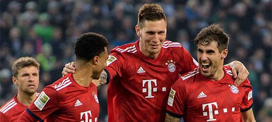 Bayern punktbleich mit BVB (1:5)