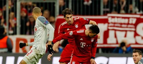 FCB scheidet im CL-Achtelfinale aus (0:3)