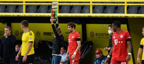 Más líder tras ganar en Dortmund (0-1)