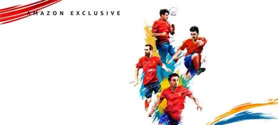 Javi Martínez, a fondo en la serie de Amazon 'Futbolistas por el mundo'