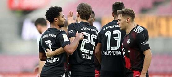 El Bayern mantiene el pulso con otra victoria en Colonia (1-2)