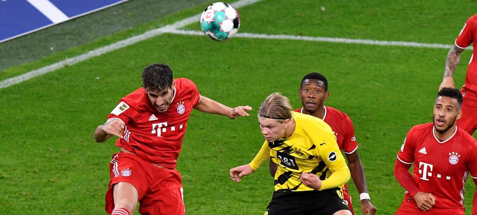 Classy reds overcome Dortmund (2-3)