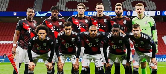 El Bayern suma un punto en Madrid (1-1)