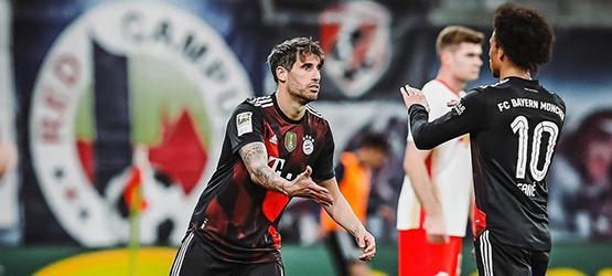 Victoria de seis puntos en Leipzig (0-1)