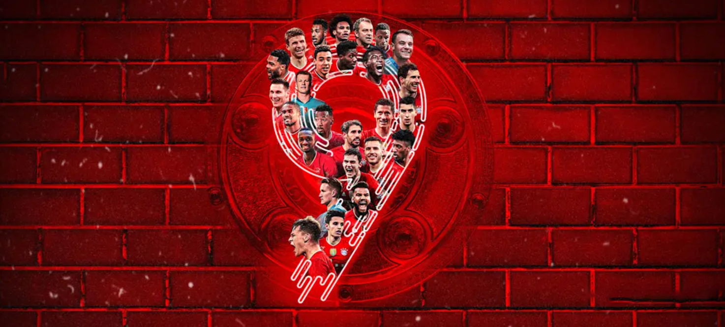 ¡Goleada y Campeones de Bundesliga! La novena para Javi Martínez (6-0)