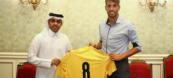 Javi signs as new player for Qatar SC