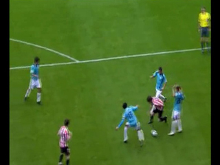 Amazing Martínez´s strike to Almería, known as his famous ´tricicle´. Athletic Bilbao 4 - Almeria 1 (11-04-2010)