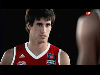 Ad for the Basketball Beko BBL (01-11-12) BBL