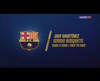 Javi Martínez y Busquets, cara a cara (22-04-13) Barça TV