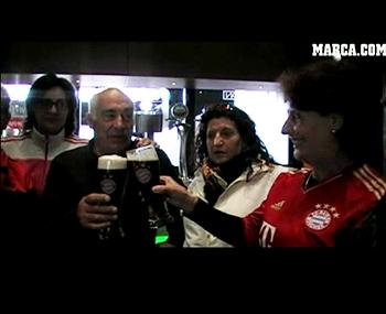 La familia de Javi Martínez recibe a MARCA en Ayegui (24-05-13)