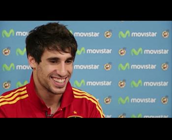 Entrevista con Movistar, patrocinador de La Roja (05-06-13)