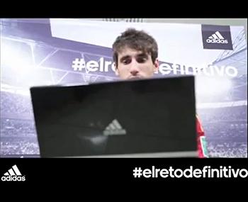 Javi Martínez afronta #elretodefinitivo de adidas (15-06-13)