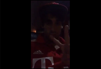 Javi Martinez's report about his left knee injury (13-08-14)