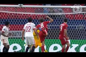 Gol de Javi Martínez (2-1). FC Bayern 2 - Sevilla FC 1 (24-09-20) UEFA Supercup