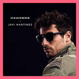 Javi Martínez, imagen de Hawkers