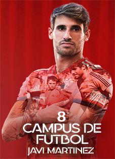 Campus Javi Martínez 2019, octava edición