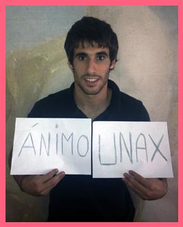 Apoyo a Unax